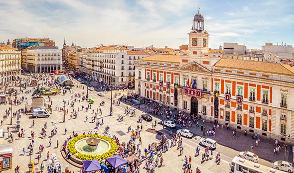Exec Avenue Bureau de Madrid